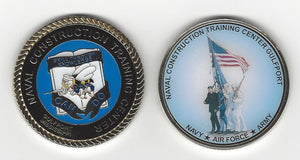 NCTC Gulfport Command Coin