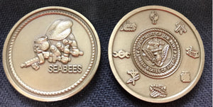 Seabee Rates Coin