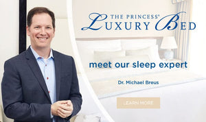 Meet Our Sleep Expert, Dr. Michael Breus. Click to Learn More