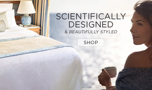 Scientifically designed, beautifully styled. Click to Shop
