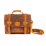 Derifix T61 Handmade Leather Laptop Bag