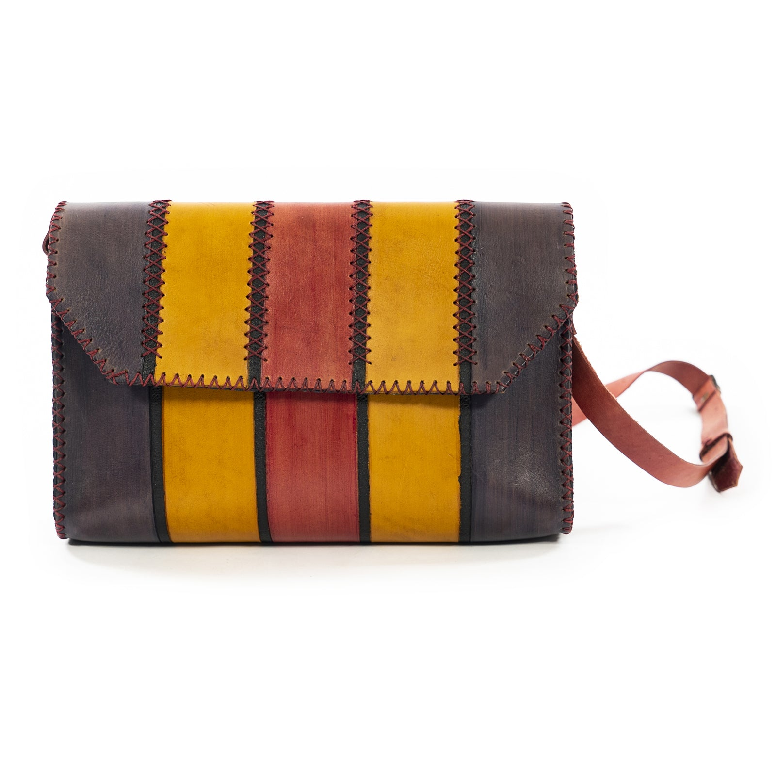Derifix Moor Women's Handmade Leather Bag