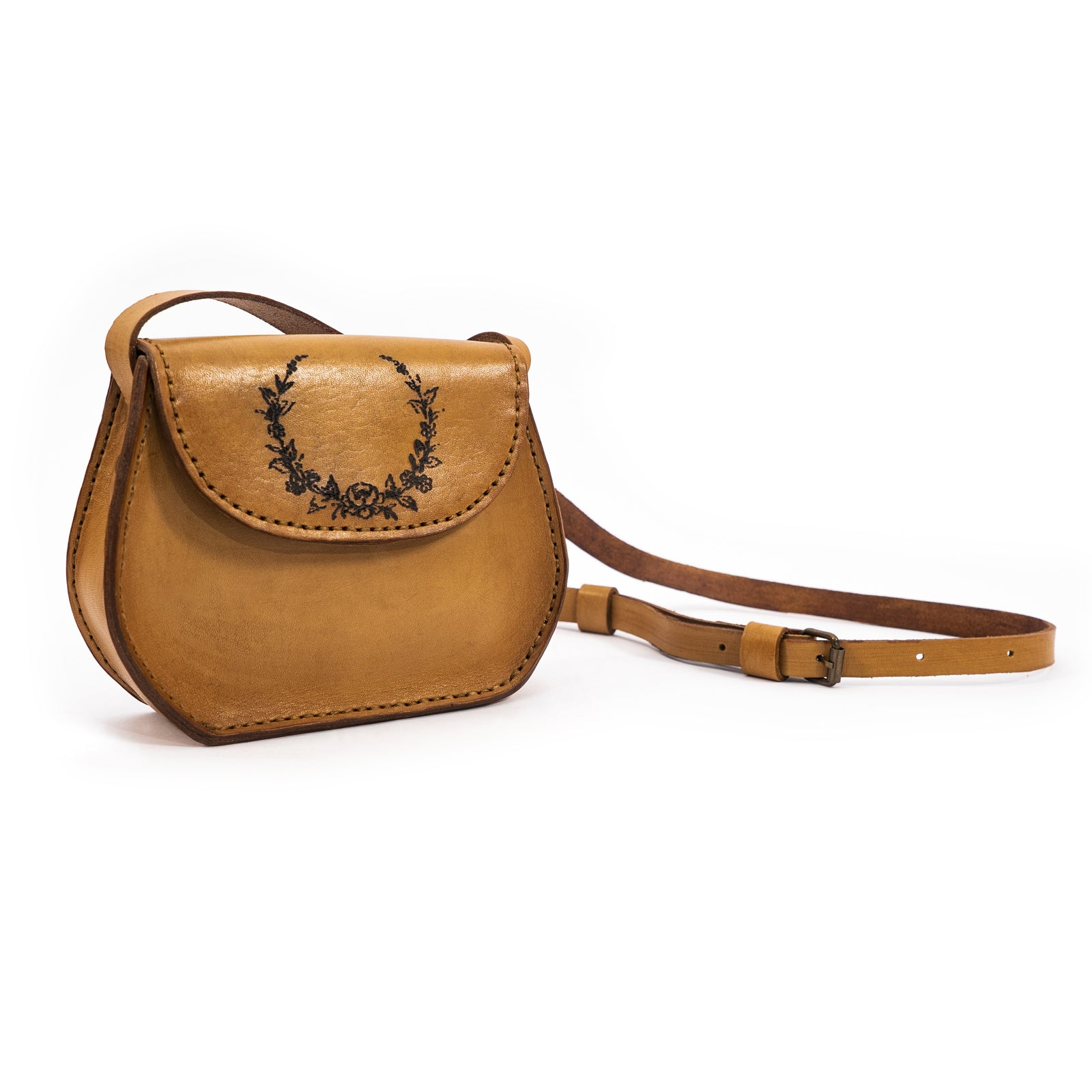 Derifix Schilda Women's Handmade Leather Bag