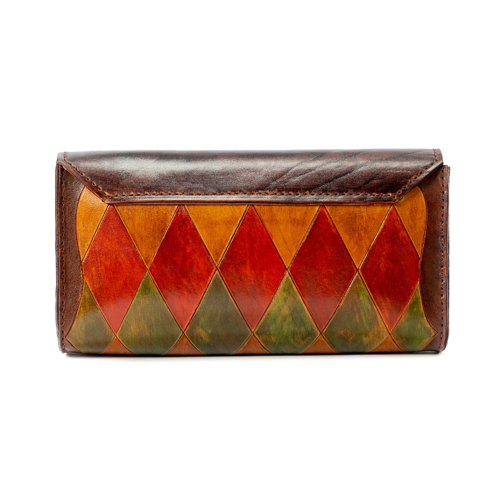 Derifix Hekla Women's Handmade Leather Bag