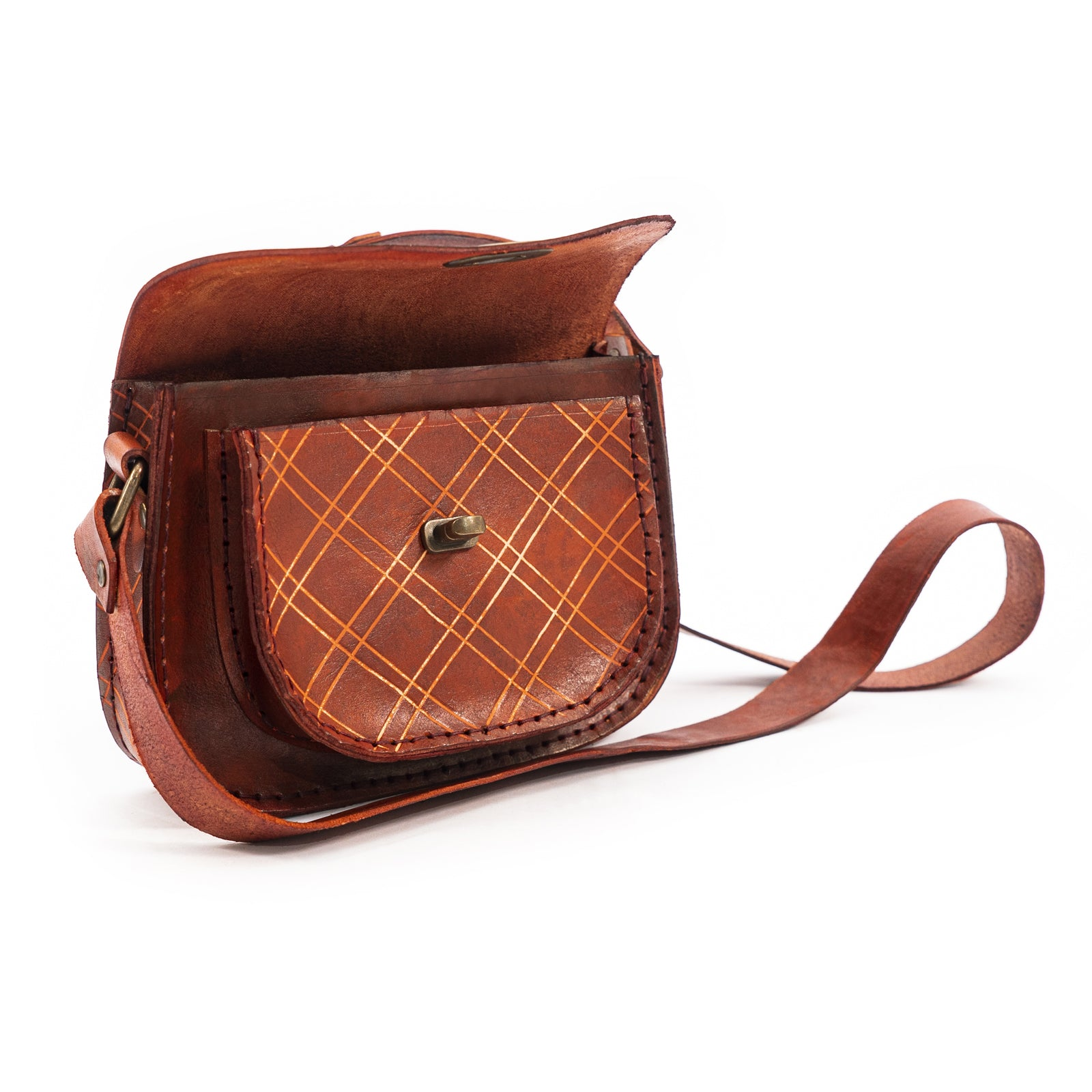 Derifix Neopya Women's Handmade Leather Bag