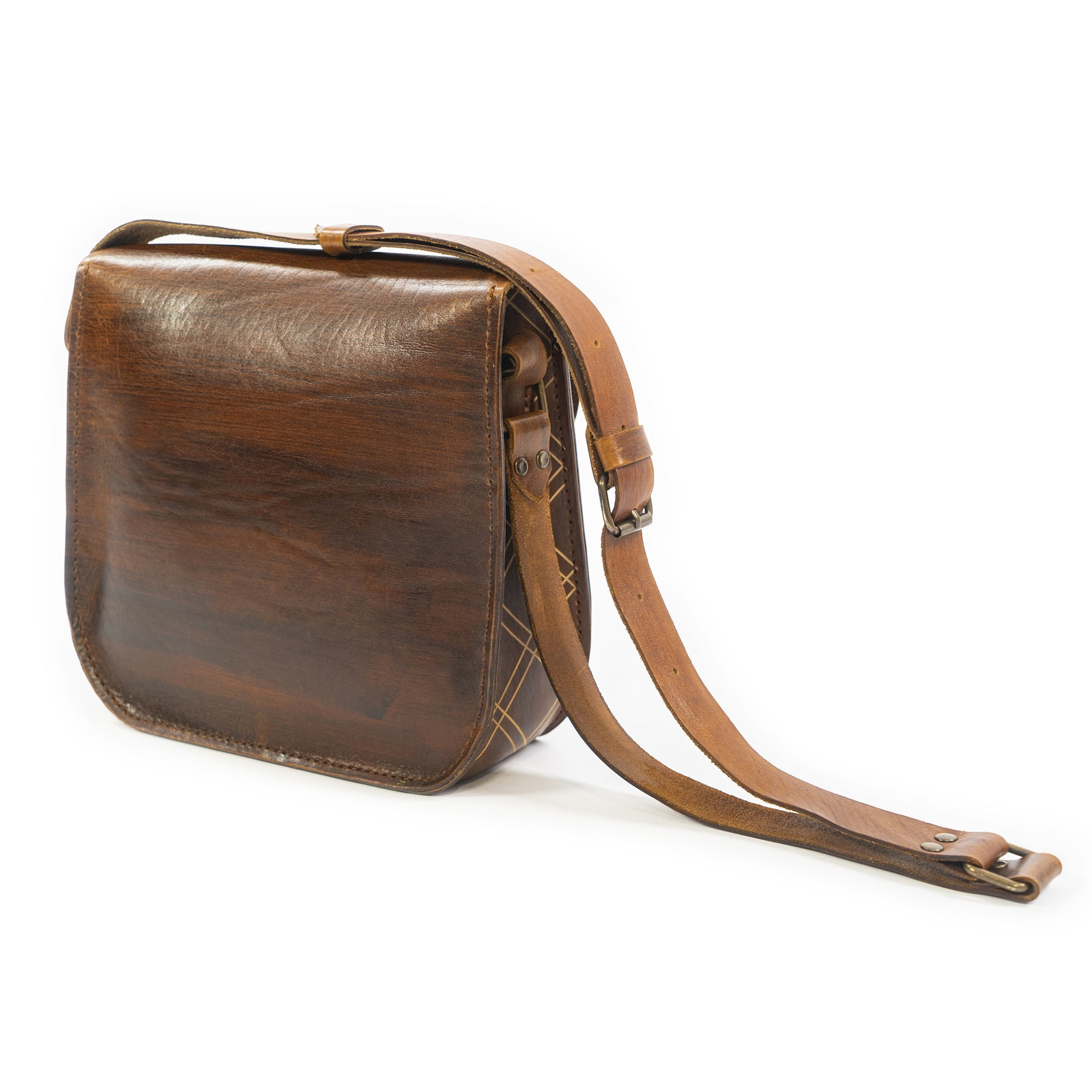Derifix Mona Women's Handmade Leather Bag