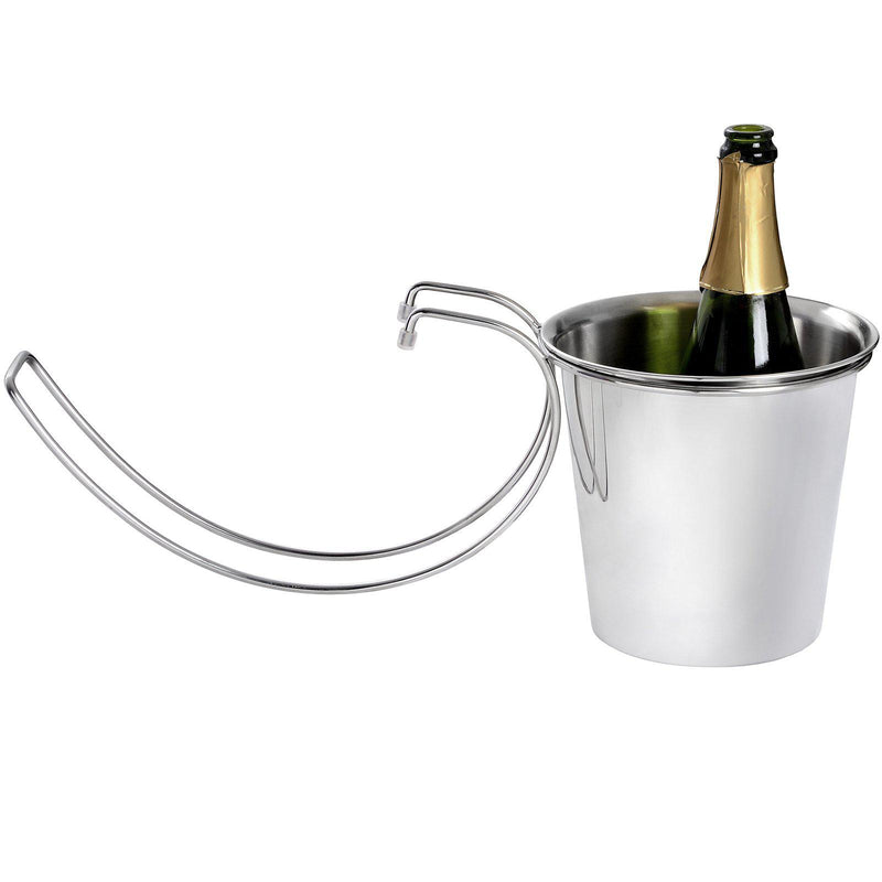 Draper Table Hanging Bottle Bucket-I Love Retro