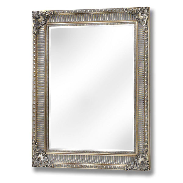 Titan Antique Gold Wall Mirror-I Love Retro