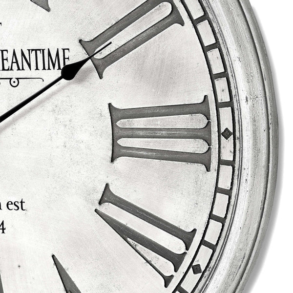Greenwich GMT Vintage Wall Clock-I Love Retro