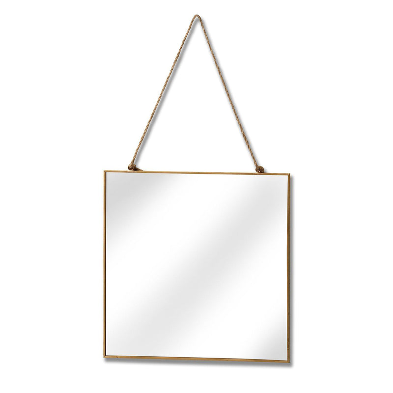 Goldey Small Wall Mirror-I Love Retro