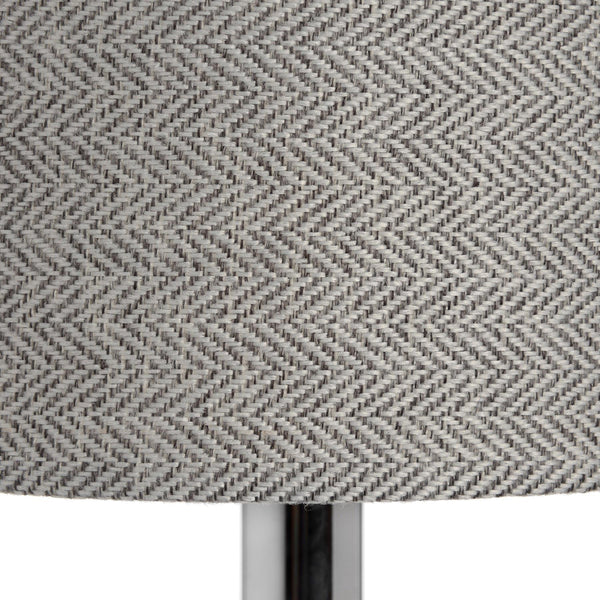 Tuscana Tall Chrome Table Lamp-I Love Retro