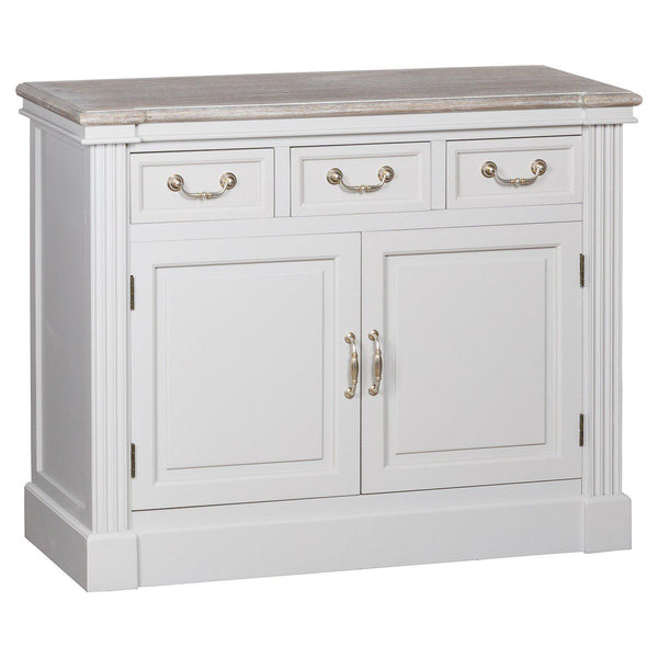 Odette Three Drawer Two Door Cabinet-I Love Retro