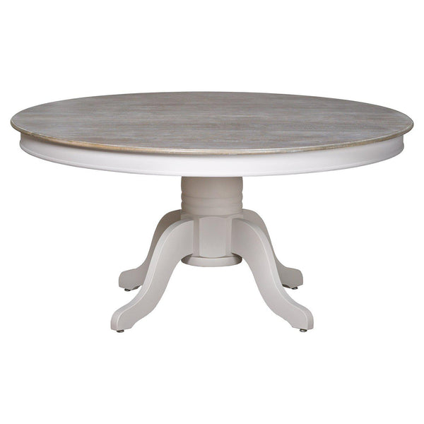 Odette Round 150cm Dining Table-I Love Retro