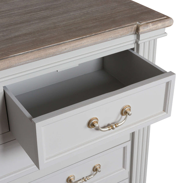 Odette Five Drawer Chest-I Love Retro