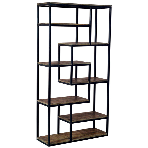 Pluto Large Brass Multi Shelf Unit-I Love Retro