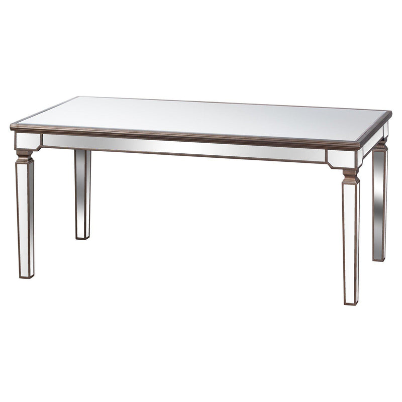Altinum Venetian Mirrored Dining Table-I Love Retro