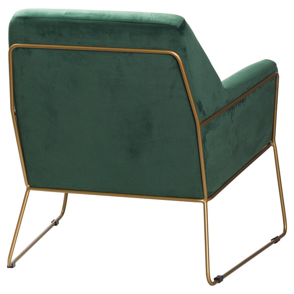 Viva Velvet Tub Armchair-I Love Retro