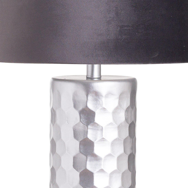 Mondo Honeycomb Lamp and Shade-I Love Retro