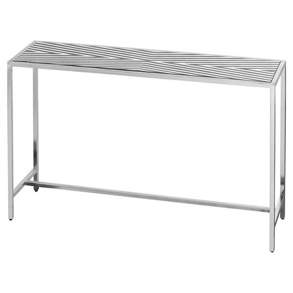 Camilla Geo Console Table-I Love Retro