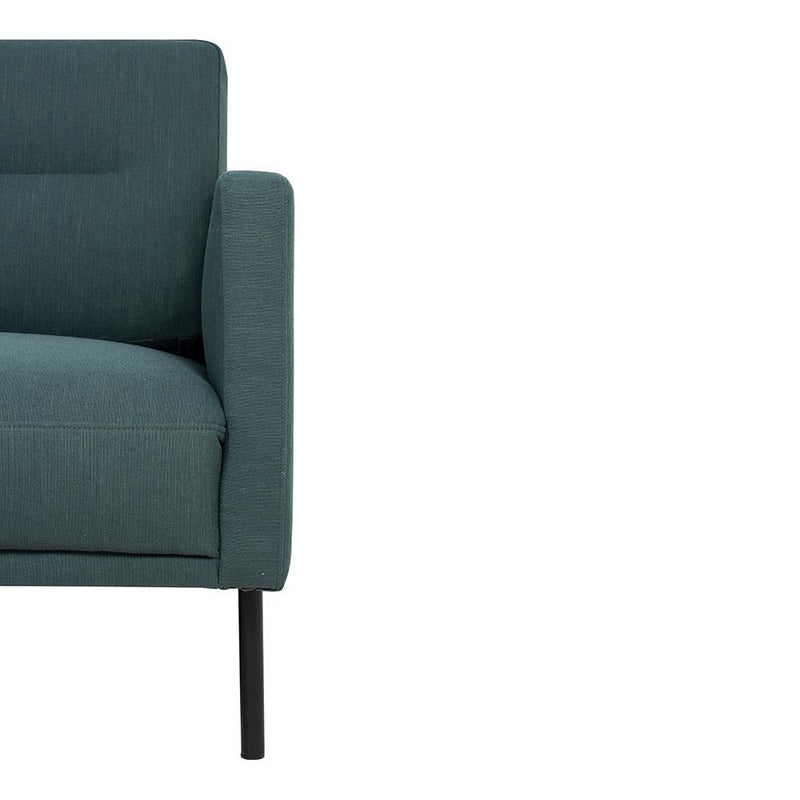 Bergen Nordic Armchair Black Legs-I Love Retro