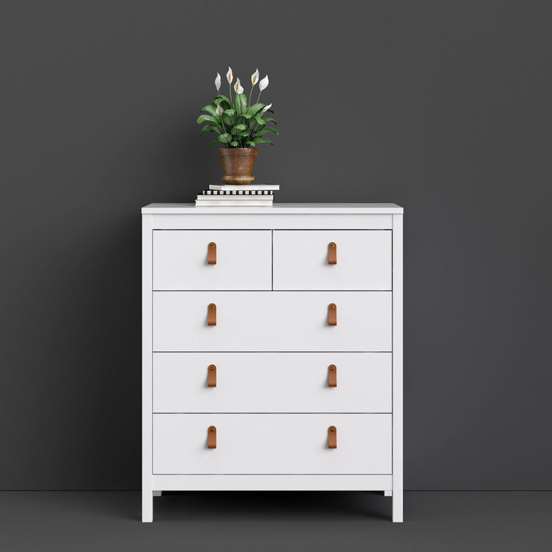 Fira Five Drawer Chest-I Love Retro