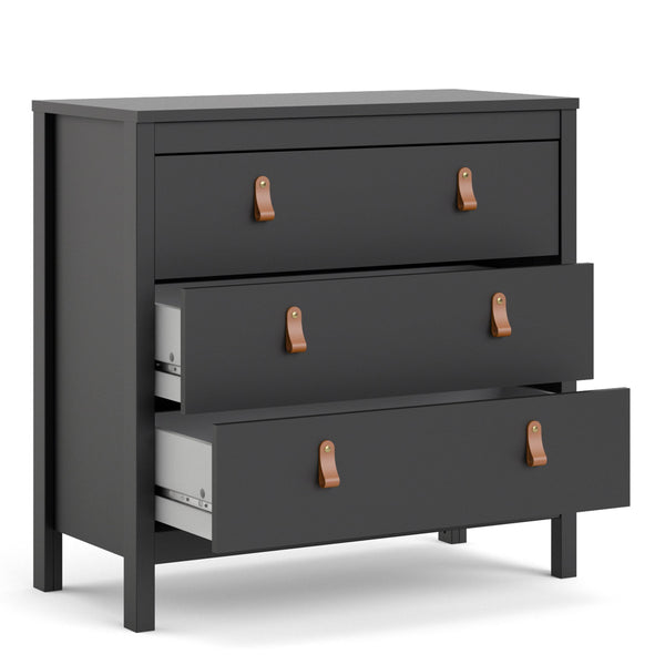 Fira Three Drawer Chest-I Love Retro