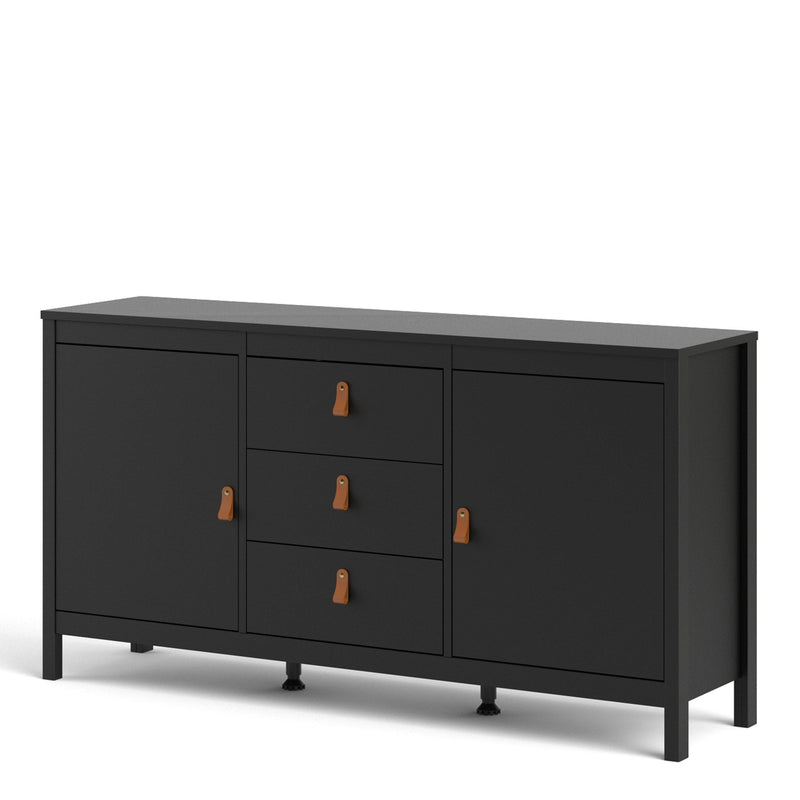 Fira Two Door Three Drawer Cabinet-I Love Retro