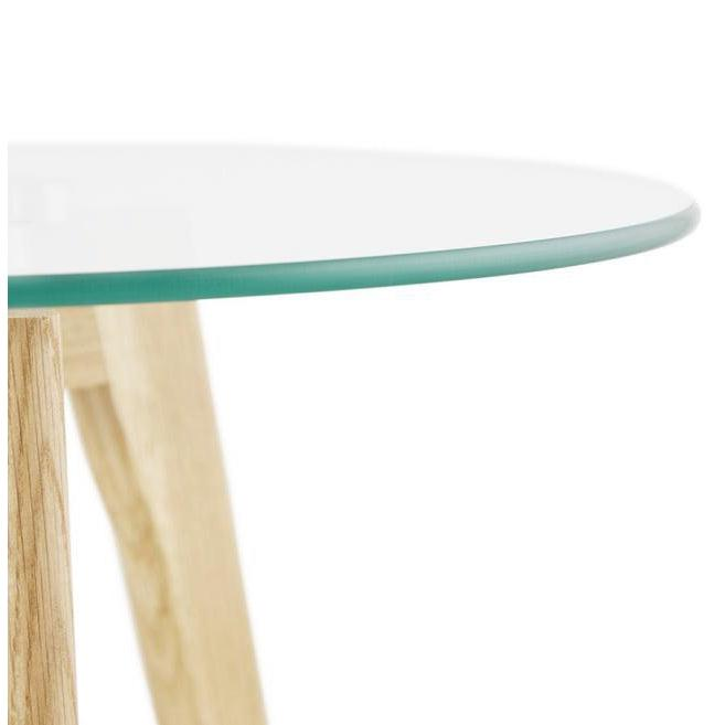 Flippa Two Round Nest Side Tables-I Love Retro
