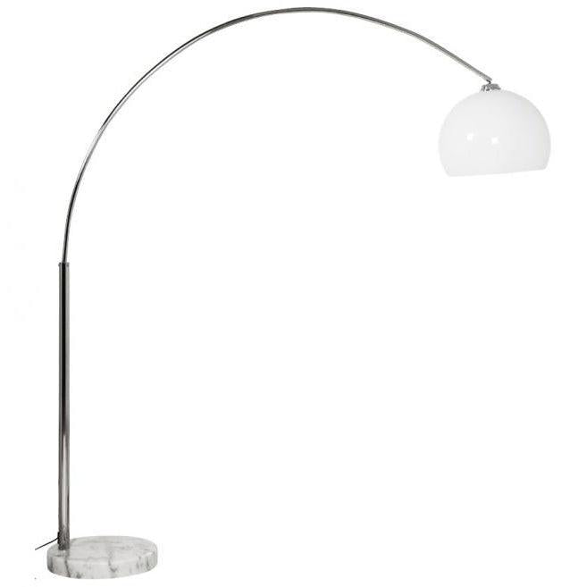 Orbin Retro Ball Arc Floor Lamp-I Love Retro