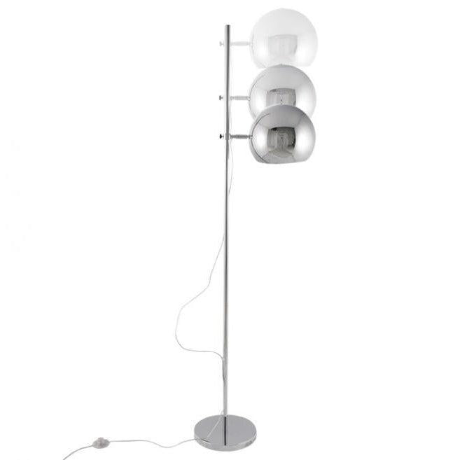 Paolo Adjustable Globe Ball Floor Lamp-I Love Retro