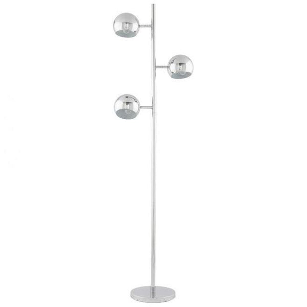 Paolo Three Globe Ball Floor Lamp-I Love Retro