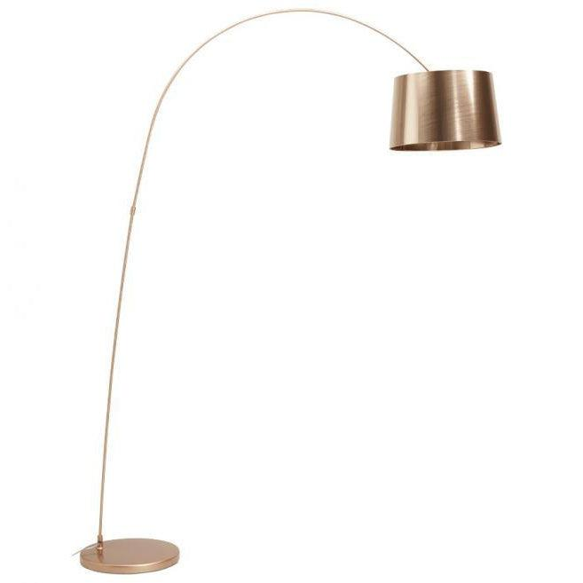 Morkram Metal Effect Shade Floor Lamp-I Love Retro