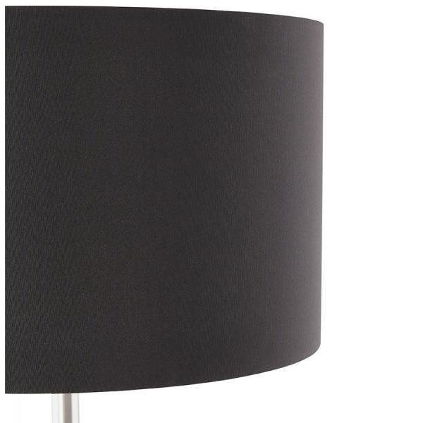 Grover Adjustable Slim Round Shade Floor Lamp-I Love Retro