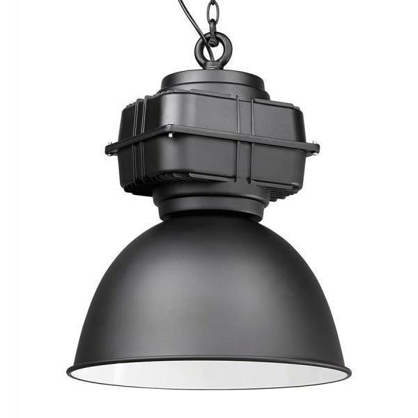 Hublat Black Industrial Pendant Ceiling Light-I Love Retro