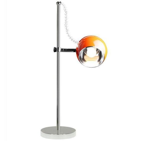 Paolo Adjustable Globe Ball Table Lamp-I Love Retro