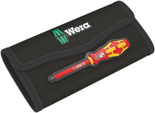 Load image into Gallery viewer, WERA Kraftform Kompakt VDE 18 Universal 1, Bit set with handle and inter-changeable blades