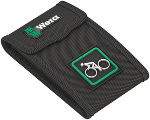 WERA Bicycle Set 1, Bits assortment with ratchet