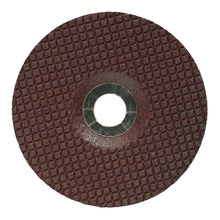 "Load image into Gallery viewer, FLEXIBLE GRINDING DISC 4"" FOR STAINLESS STEEL"