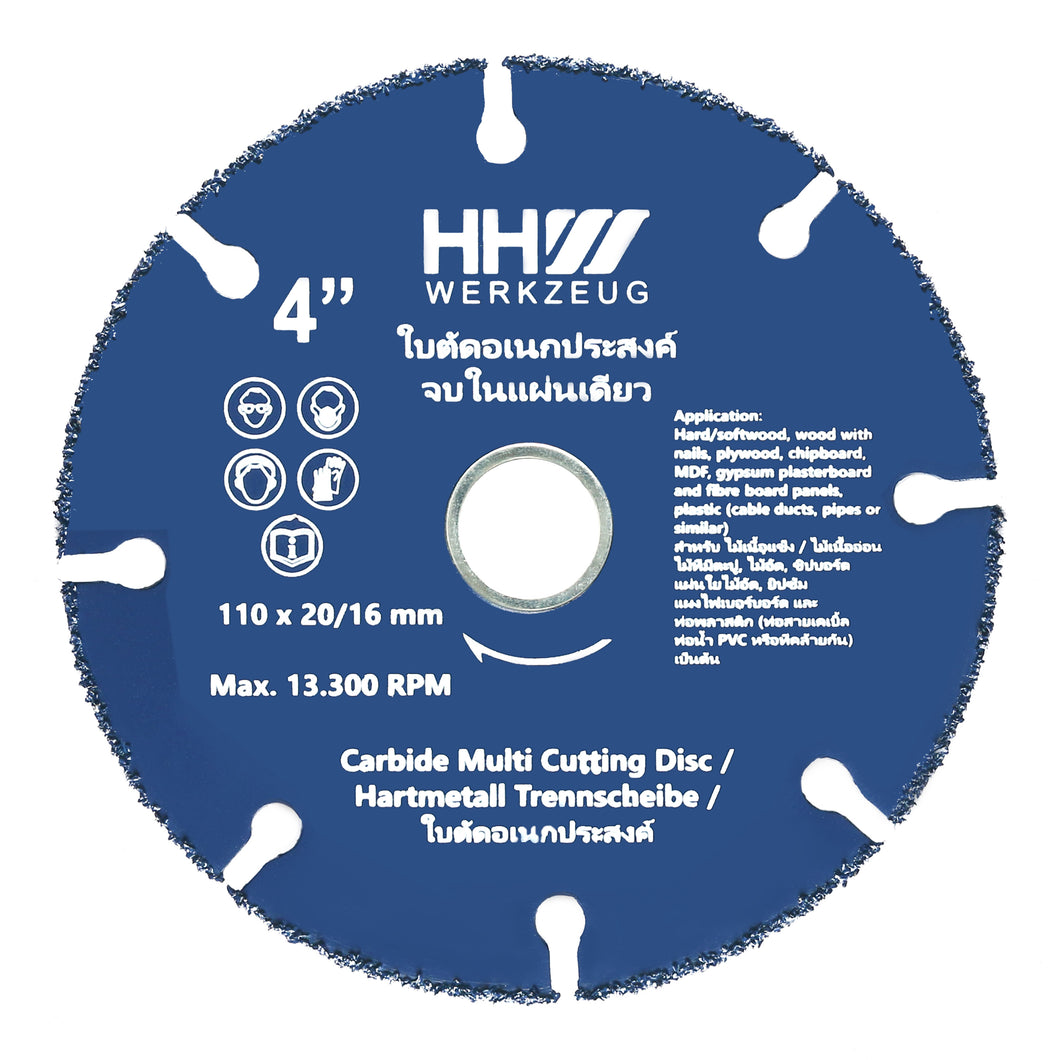 CUTTING DISC 4