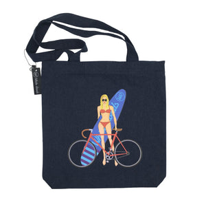 shopping bag jeans surf