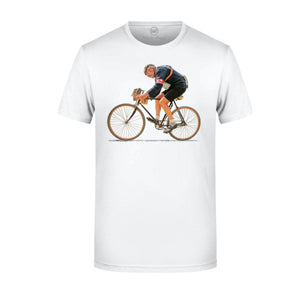 t-shirt white roads m_berruti