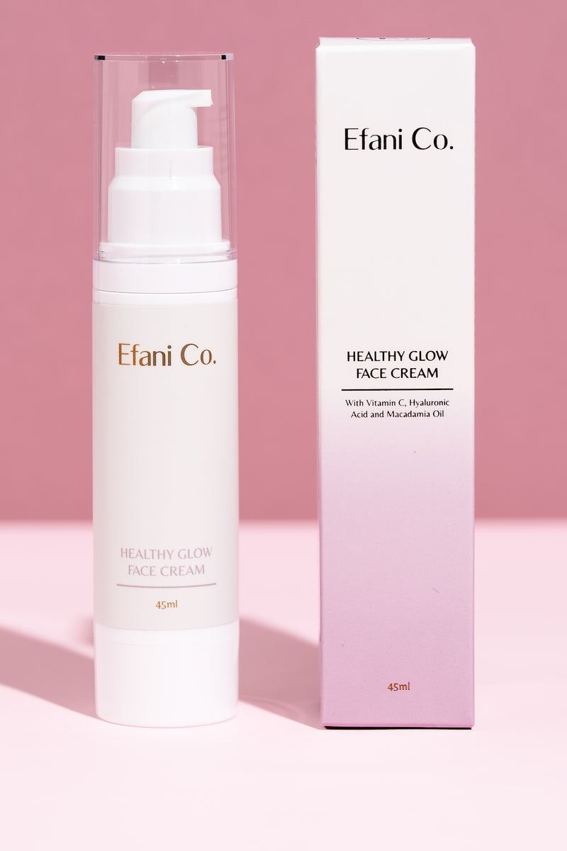 Buy Natural Skin Care Healthy Glow Face Cream Efani Co.