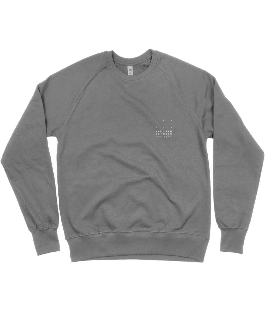 DOTS DARK GREY SWEATSHIRT