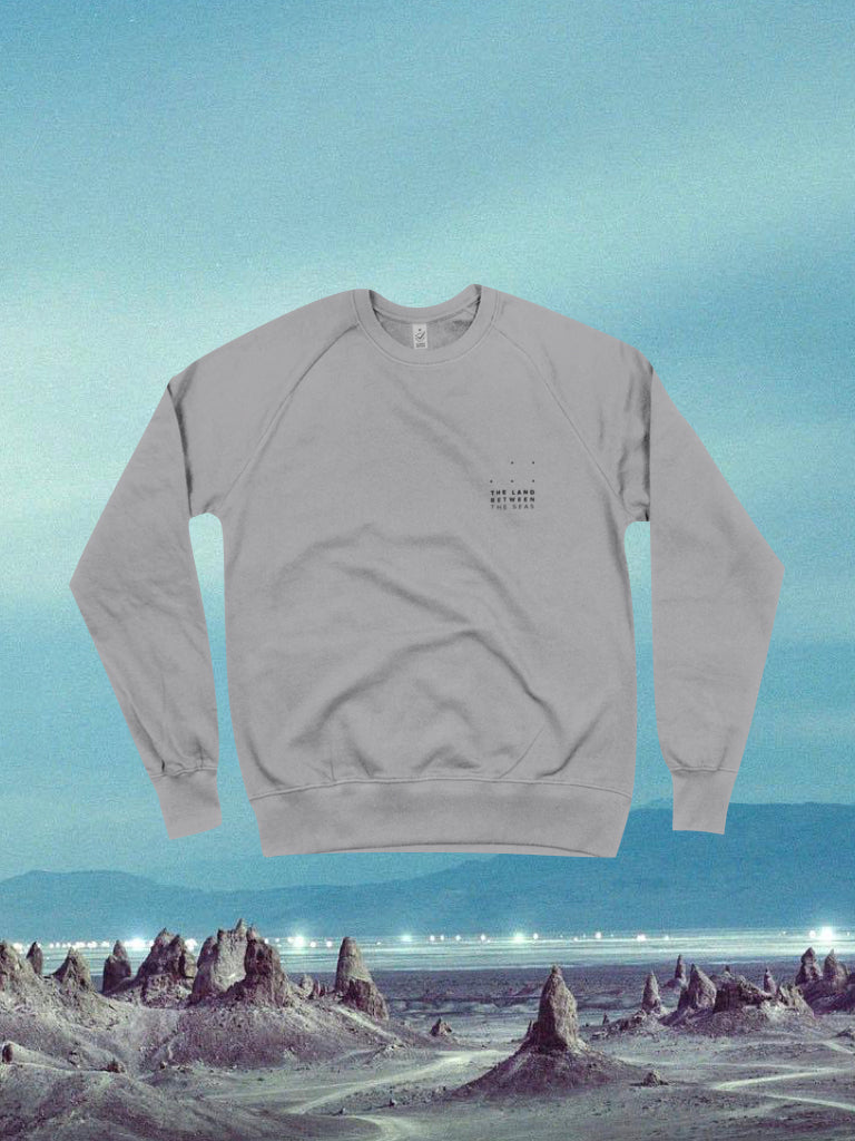 DOTS LIGHT GREY SWEATSHIRT