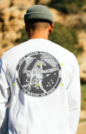 Open image in slideshow, PSYOPS DRAGON LONG SLEEVE