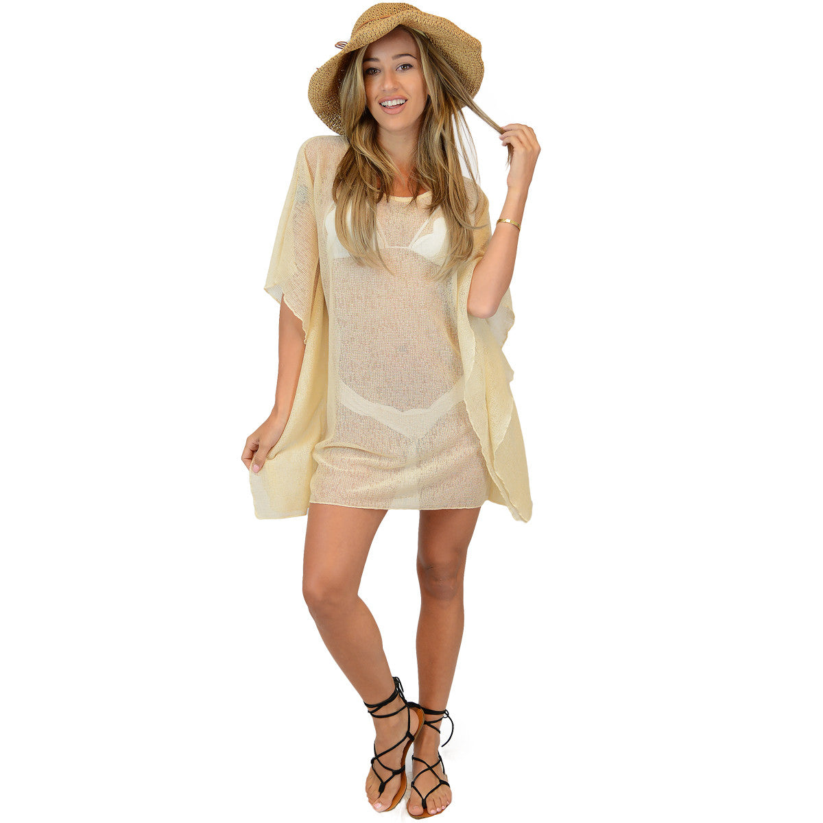 Light Cover up Tunic