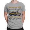 Big Block Are Awesome Muscle Car Fan Shirt