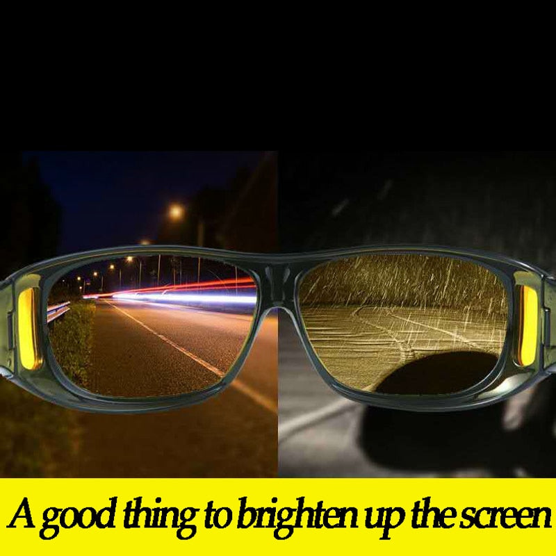 Night Vision Glasses for Driving High Quality