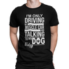Mucle Car & Dog Lover Shirt