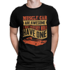 Muscle Cars Are Awesome Shirt